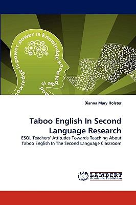 Taboo English in Second Language Research N/A 9783838371528 Front Cover