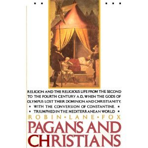 Pagans and Christians  Reprint edition cover