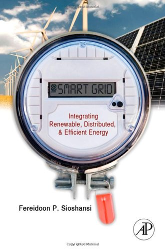 Smart Grid Integrating Renewable, Distributed and Efficient Energy  2011 edition cover