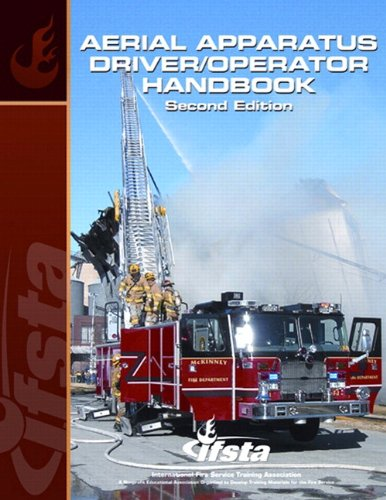 AERIAL APPARATUS DRIVER/OPERAT N/A 9780135124529 Front Cover