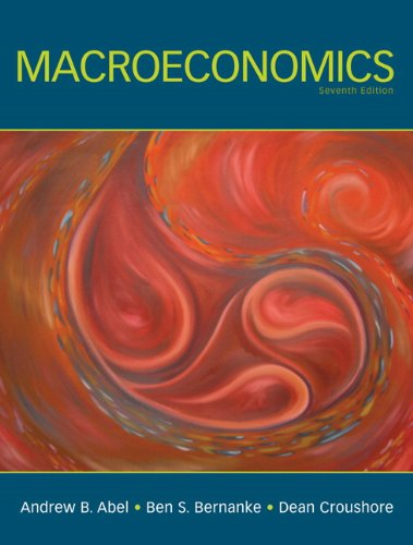 Macroeconomics  7th 2011 edition cover