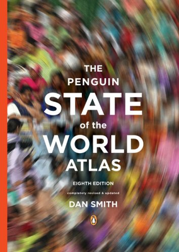 Penguin State of the World Atlas  8th (Revised) 9780143114529 Front Cover