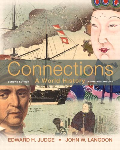 Connections A World History 2nd 2012 9780205216529 Front Cover