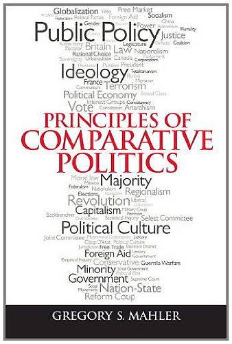Principles of Comparative Politics   2013 (Revised) edition cover