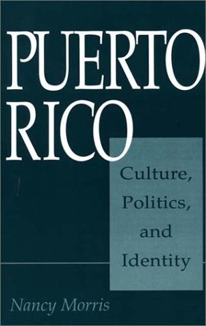 Puerto Rico Culture, Politics, and Identity  1995 9780275954529 Front Cover