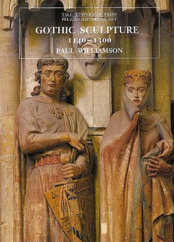 Gothic Sculpture, 1140-1300   1998 edition cover
