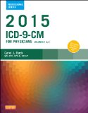 2015 ICD-9-CM for Physicians, Volumes 1 and 2 Professional Edition  N/A edition cover