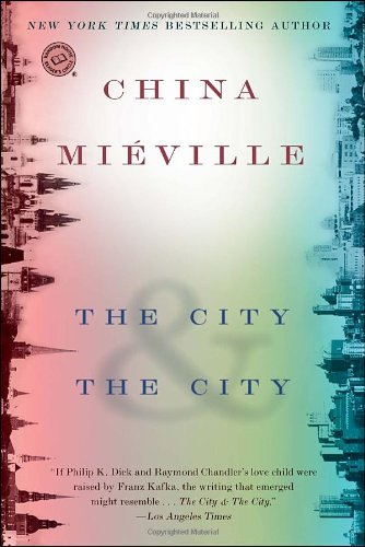City and the City   2010 edition cover