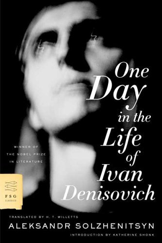 One Day in the Life of Ivan Denisovich   2005 edition cover
