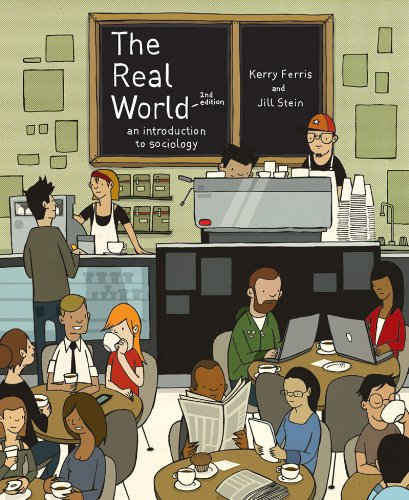 Real World An Introduction to Sociology 2nd 2010 edition cover