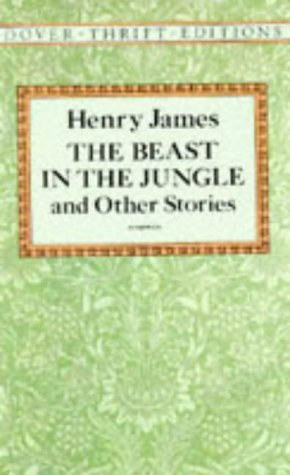 Beast in the Jungle and Other Stories  Reprint  edition cover