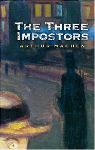 Three Imposters   2007 9780486460529 Front Cover
