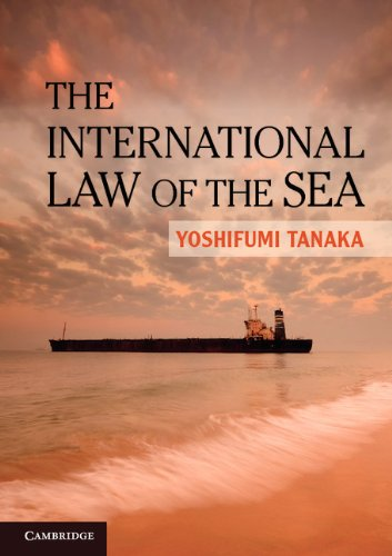 International Law of the Sea   2012 edition cover