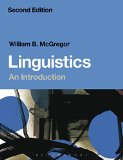 Linguistics An Introduction 2nd 2015 edition cover