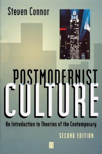 Postmodernist Culture An Introduction to Theories of the Contemporary 2nd 1996 (Revised) edition cover