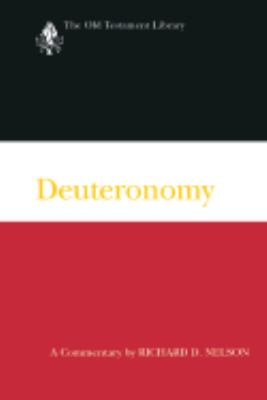 Deuteronomy A Commentary  2002 9780664219529 Front Cover