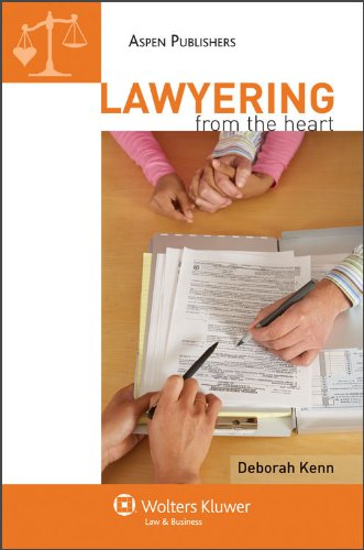 Lawyering from the Heart  Student Manual, Study Guide, etc.  9780735586529 Front Cover