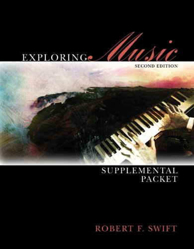 Exploring Music Supplemental Packet 2nd 2005 (Revised) 9780757522529 Front Cover