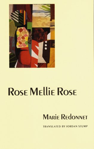 Rose Mellie Rose   1994 edition cover