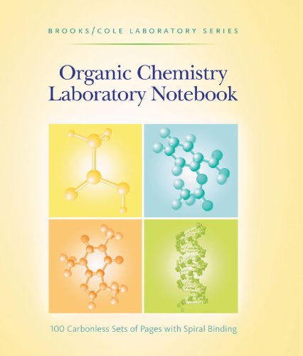 Organic Chemistry Laboratory Notebook   2001 9780875402529 Front Cover