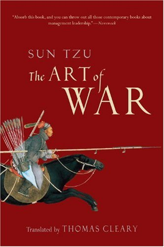Art of War   1988 9780877734529 Front Cover