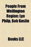 People from Wellington Region Lyn Philp, Bob Goslin N/A edition cover