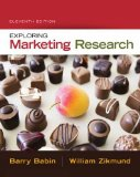 Exploring Marketing Research + Qualtrics Printed Access Card: 11th 2015 edition cover