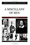 Miscellany of Men  N/A 9781484096529 Front Cover