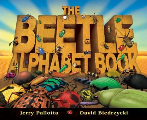 Beetle Alphabet Book   2004 edition cover