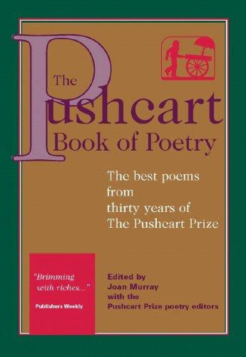 Pushcart Book of Poetry  N/A edition cover