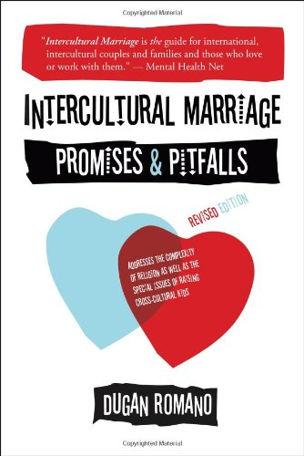 Intercultural Marriage Promises and Pitfalls 3rd 2008 edition cover