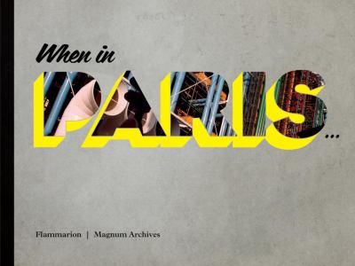 Paris Magnum   2014 9782080301529 Front Cover