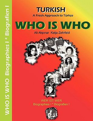 WHO IS WHO - Biographies I / Biografien I Turkish - A Fresh Approach to T�rkce  2009 edition cover