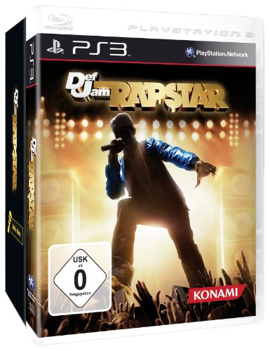 DEF JAM RAPSTARS + MIRKO PlayStation 3 artwork