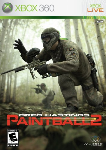 Greg Hastings' Paintball 2 - Xbox 360 Xbox 360 artwork