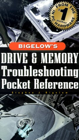 Drive and Memory Troubleshooting Pocket Reference   2000 9780071354530 Front Cover