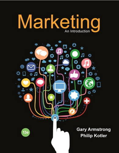 Marketing: An Introduction 13th 2016 9780134149530 Front Cover