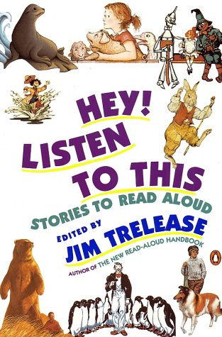 Hey! Listen to This Stories to Read Aloud N/A edition cover