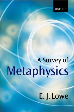 Survey of Metaphysics   2002 edition cover