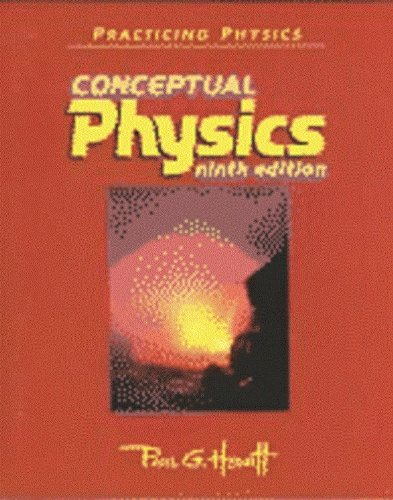 MasteringPhysics - For Conceptual Physics  9th 2002 (Workbook) 9780321051530 Front Cover