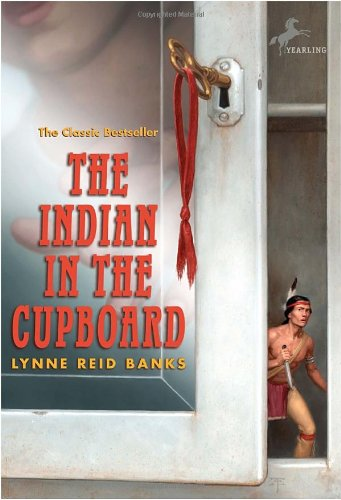 Indian in the Cupboard N/A 9780375847530 Front Cover