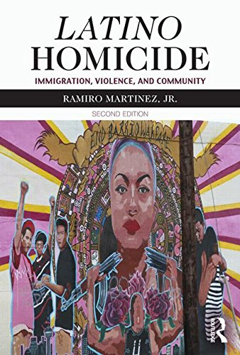 Latino Homicide Immigration, Violence, and Community 2nd 2015 (Revised) edition cover