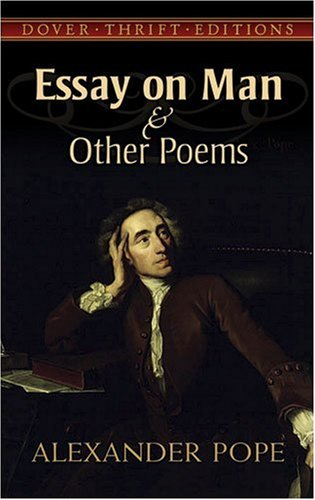 Essay on Man and Other Poems   1994 edition cover