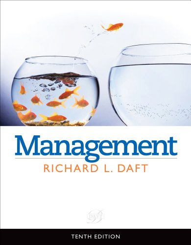 Management  10th 2012 edition cover