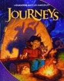 Houghton Mifflin Harcourt Journeys Student Edition Volume 1 Grade 3 2011  2009 9780547251530 Front Cover