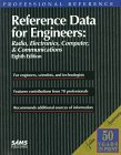 Reference Data for Engineers Radio, Electronics, Computer, and Communications 8th 9780672227530 Front Cover