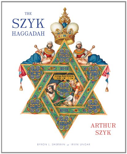 Szyk Haggadah   2010 9780810997530 Front Cover