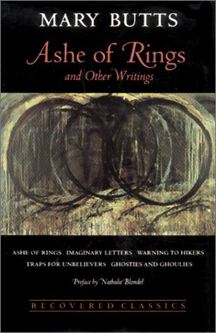 ASHE of Rings and Other Writings  N/A edition cover