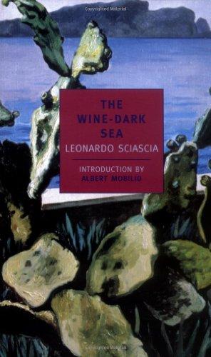 Wine-Dark Sea   2000 edition cover