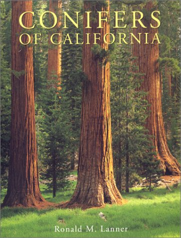 Conifers of California N/A 9780962850530 Front Cover